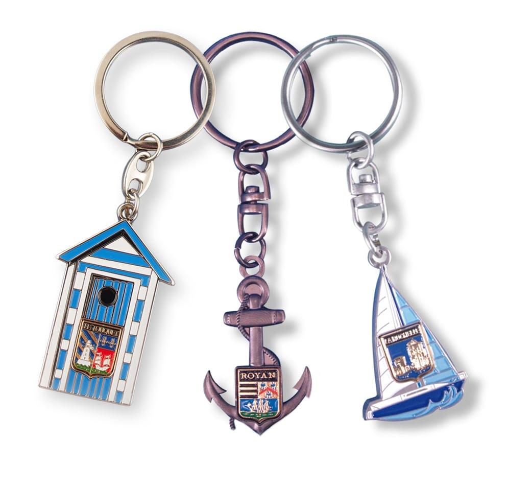 porte-clés mer