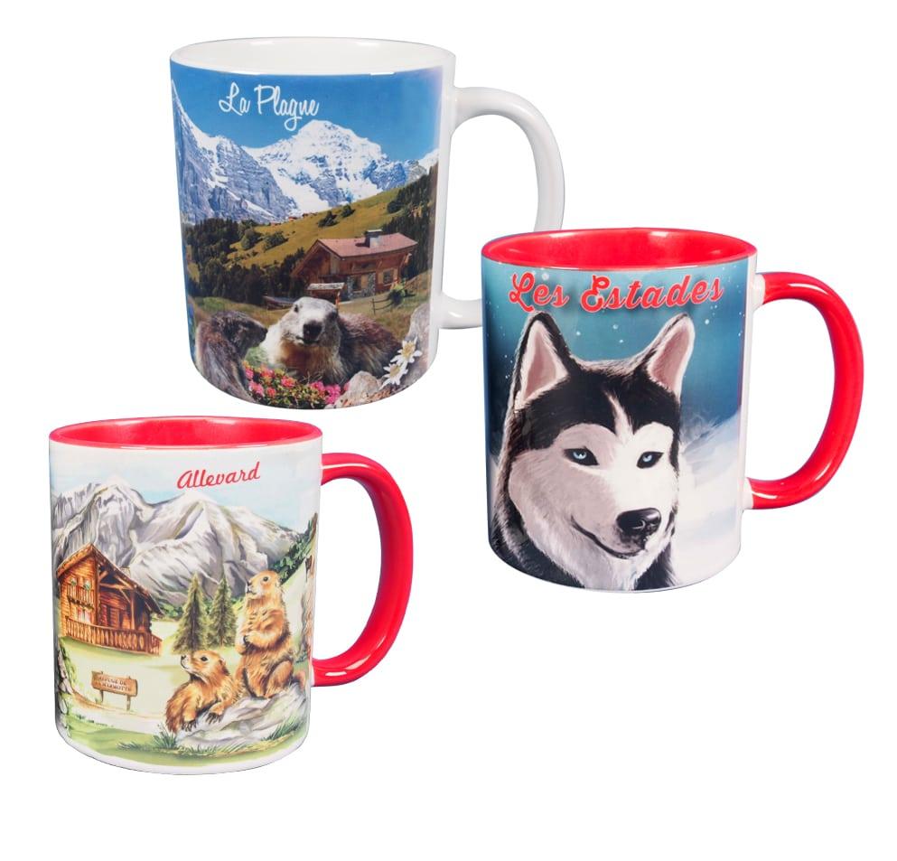 mugs montagne